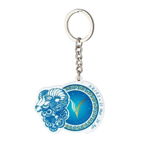 客製化牡羊座鑰匙圈