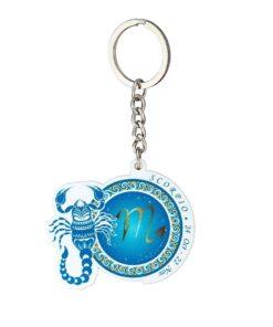 天蠍座鑰匙圈