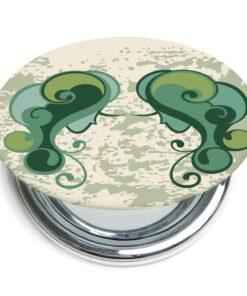 雙子座折疊式鏡子