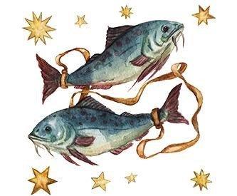 雙魚座圖片