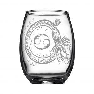 巨蟹座酒杯