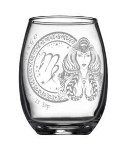 處女座酒杯