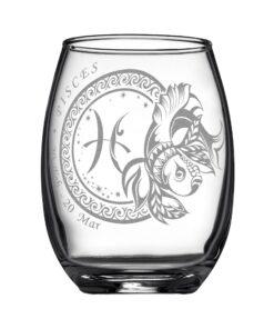 雙魚座酒杯