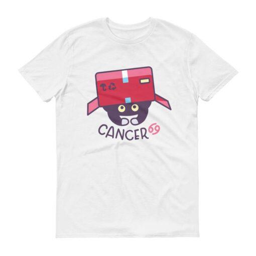巨蟹座貓咪T-Shirt