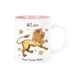 客製化馬克杯獅子座