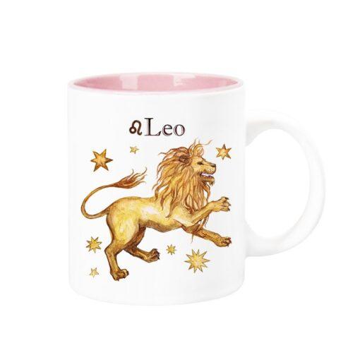 獅子座馬克杯