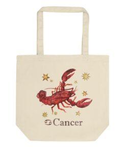 巨蟹座麻布提袋