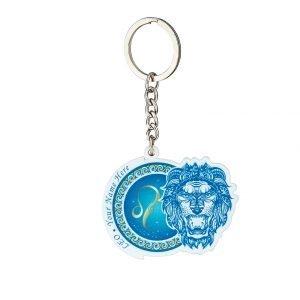 客製化鑰匙圈獅子座
