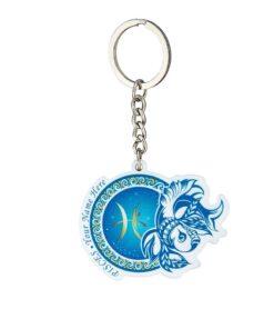 客製化鑰匙圈雙魚座