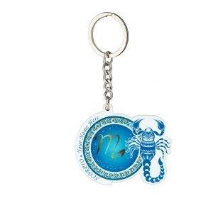 客製化鑰匙圈天蠍座